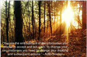 Change Yourself to Change Your Circumstances | change circumstances
