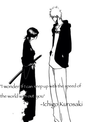 Bleach Anime Quote