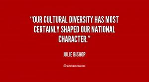 Cultural Diversity Quotes