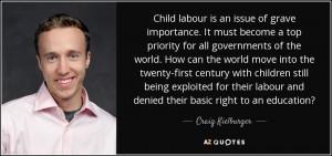 Craig Kielburger Quotes