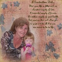 Grandparent Quotes - Scrapbook Flair Challenges