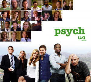 It's PSYCH! Oh, so many funny, fabulous quotes! And oh, did I have fun ...