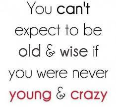 Always stay young and free dont let people take it away from you