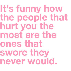 Quotes About Words That Hurt