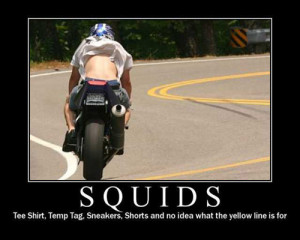 Exhaust, unique and lots of Squid pics and videos