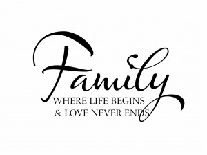 Family Quotes HD Wallpaper 6