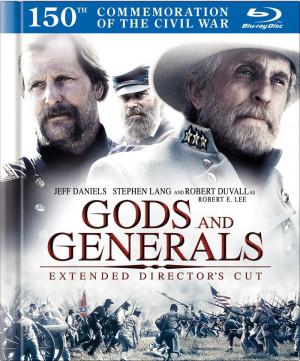 Gods and Generals (US - BD)