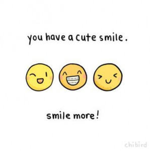 Cute Smile Quotes (5)