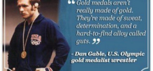 Dan Gable Quotes Losing Rise and shine misc