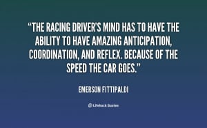 Race Car Driver Quotes