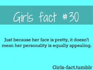 girls #personality #pretty #relatable #posts #facts