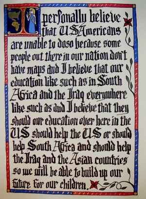 Free Illuminated Manuscript Fonts