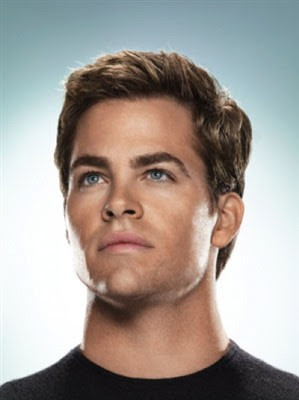 James T. Kirk played by Chris Pane.