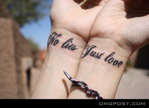 Babey_Gurl_Love! Tattoo quotes