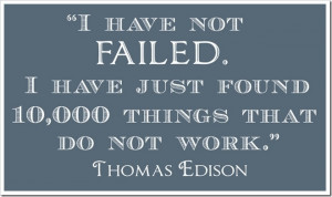 Failure is not black and white