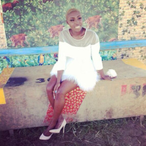Images of Laura Mvula are borrowed with appreciation from publicity ...