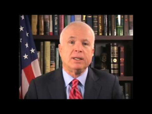 John McCain Quotes and Sound Clips