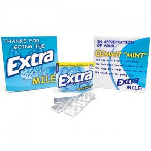 Extra Gum Volunteer Appreciation
