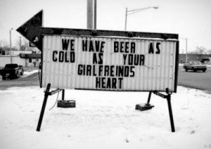 Funny Signs & Billboards