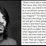 Dave Grohl on American Idol / The Voice…