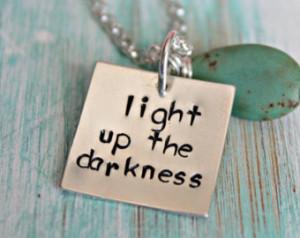 ... Bob Marley Quote, Inspirational Necklace, Spiritual Jewelry, Sobriety