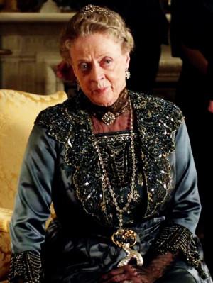 Violet Crawley - Downton Abbey Wiki