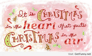 Cute Christmas Quotes for Friend Wallpaper