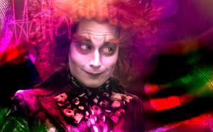 Mad Hatter (Johnny Depp) Tarrant Hightopp
