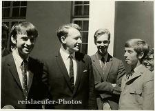 Ian Smith Prime Minister of Rhodesia amp British Schoolboys Orig