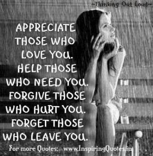 Love Forgive Forget Inspirational Thoughts Pictures Images Wallpapers ...