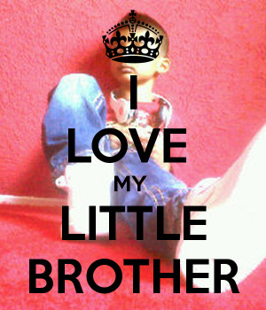 Love Little Amazing Brother