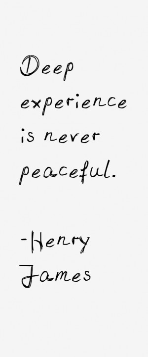 Henry James Quotes & Sayings
