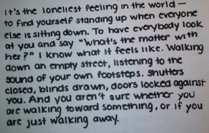 Quotes About Being Unwanted Feeling Unloved And Unwanted