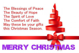 Merry Christmas Quotes Wishes 2015:-