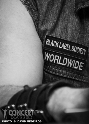 Excurs Black Label Society