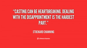 Quotes About Dealing with Disappointment