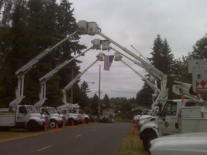 ... Service Lineman, on July 16, 2010 at the Bremerton Elks Lodge