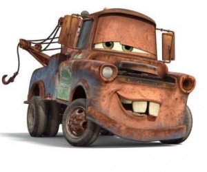My Favorite Mater Pic EVER! - mater-the-tow-truck Photo