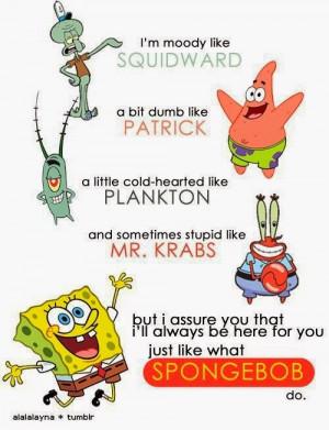 Spongebob - Not just a cartoon