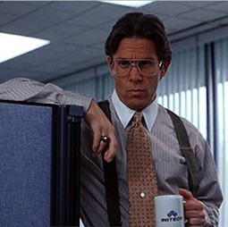 Milton Office Space Movie Quotes