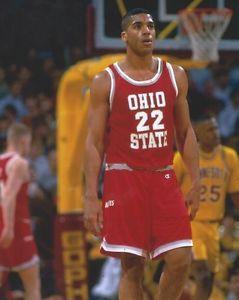 ... Jimmy Jackson Ohio State Buckeyes legend unsigned 8x10 photo quote