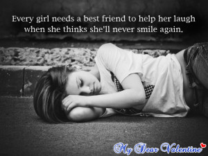 Girl Need A Friend friendship quotes