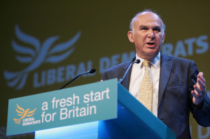 Vince Cable's speech to conference