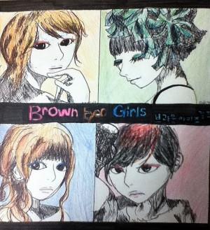 Brown Eyed Girls Fan art album by DreamingHummingBird