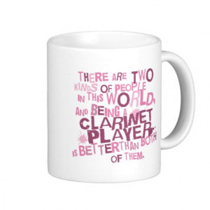 Clarinet Player (Funny) Gift Coffee Mugs