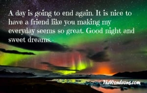 cute good night quotes and sayings