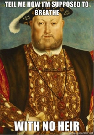 Henry VIII suffered a jousting accident that might've turned him into ...