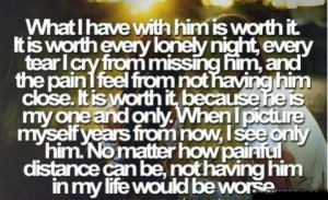 Quotes About Missing Him Missing him