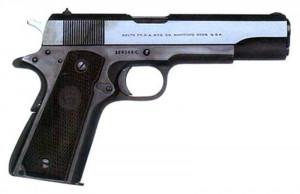 Gallery of Customized 1911 Pistols Sight M1911