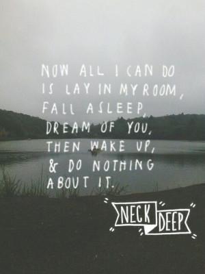Lyrics Music Band Stuff, Neck Deep Lyrics, Poppunk, Posts, Deep Quote ...